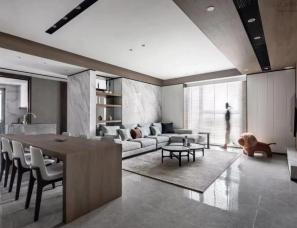 葛贺设计--义乌世贸中心私人住宅145㎡