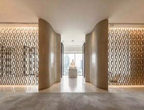 Yabu设计--曼谷柏悦酒店,优雅细致的品味