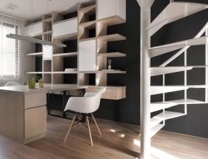 台北新澄设计--阁楼的机能