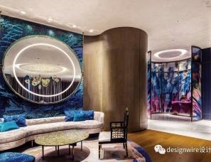 """AB Concept设计--苏州W酒店""""苏滟""""中餐厅"""