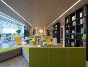 飞视设计--济南绿地国金中心国际创客中心