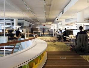TURULL SÖRSENSEN ARQUITECTOS设计--Desigual品牌办公楼