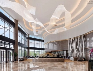 YANG设计--杭州临安万豪酒店