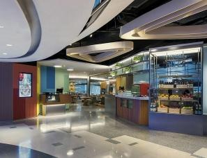 香港圆方商场The Pantry餐厅 - ACD 蔡明治设计