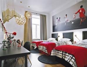 Kate Hume设计--莫斯科公寓