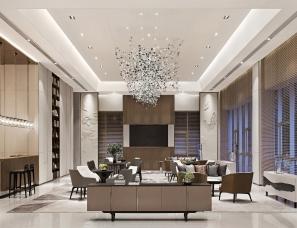零次方空间设计--武汉当代置业黄石满堂悦MOMΛ体验中心