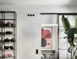 Annabell Kutucu设计--旅行公寓