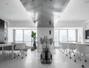 知白设计--白盒子-长沙办公室