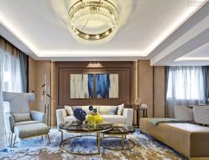 广州柏舍励创设计--青岛金茂墅样板房