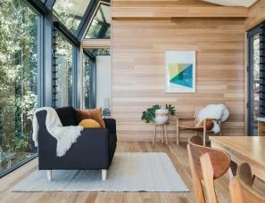 Harley Graham Architects--Hidden单间公寓