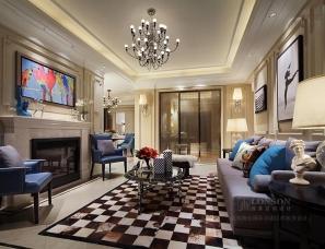 都市精灵,浪漫优雅|昆明海伦国际欧式风格样板房设计