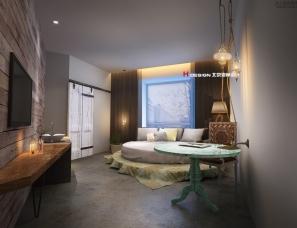 北京海岸设计--潍坊归隐酒店12000平米