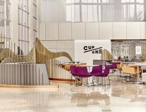 SODA architects设计--CUPONE北京佳程店
