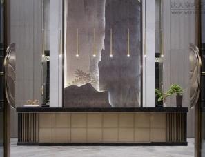 AOD集成设计--张家港博翠名邸销售中心