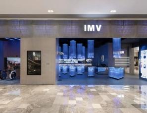 栋栖设计--杭州IMV智能品牌买手店