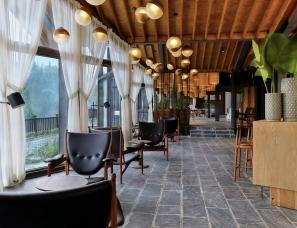 亦静空间设计--森林房车露营地][酒店]三峡房
