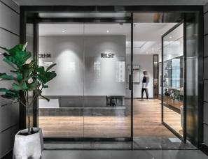 东莞昊然设计--设计师的办公空间