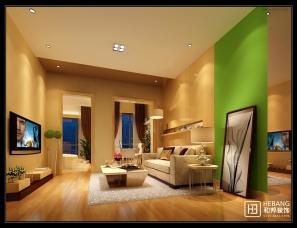 【深圳别墅装饰公司】和邦装饰-新都汇售楼处设计