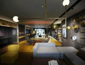 赵牧恒设计--CITIGO轻奢酒店