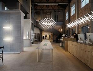 蔡烈超设计--马扎灯系统杭州独立展