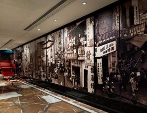 陈德坚设计--香港赛马会「六十年代」餐厅设计