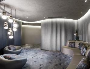 HWCD设计--上海徐汇滨江云锦东方会所