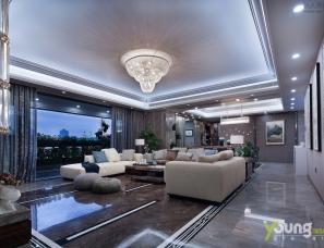 深圳漾设计Young Design|深圳华侨城LOFT公馆《安之亦然》