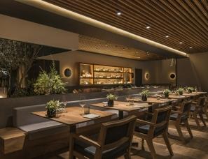 JSª Arquitectura设计--Pujol餐厅