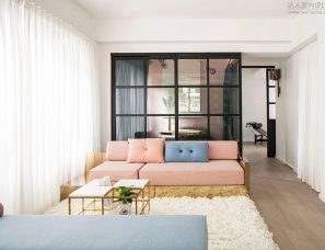 Lim + Lu林子设计--香港跑马地住宅