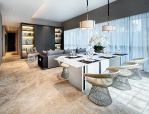 SCDA作品 | Leedon Residence, 大气奢华绝美住宅