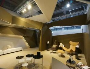 凌子达新作:如灵感般缠绕而成的酒店空间