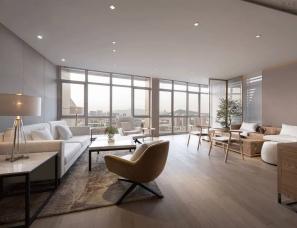 贝森豪斯设计--深圳中京·金融创新中心