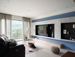 巢空间设计--海的彼端 ·台湾静谧北欧风格住宅
