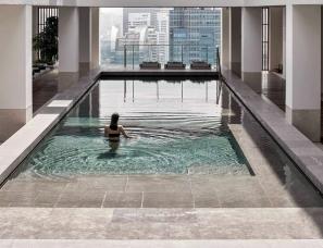 如恩设计 Neri&Hu作品--Alila Bangsar酒店