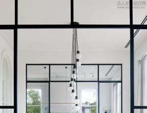 hecker guthrie设计--Prahran Residence