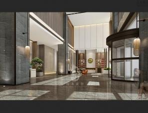 郑州专业酒店设计公司|遵义玺.悦国际酒店