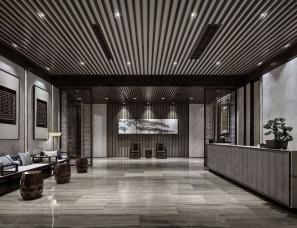 北京易墨建筑设计--重庆国宾壹号院