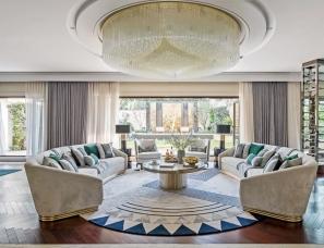大观•自成国际设计--旭辉铂悦 ·西郊别墅样板房