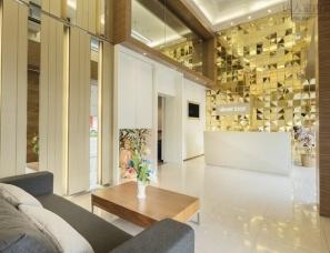 k2design 设计--泰国现代风格珠宝公司办公室