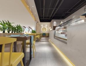 枫设计--猫头鹰铁盘餐厅