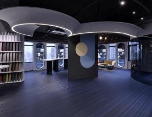 十时建筑设计--台湾波龙艺术台中办公室