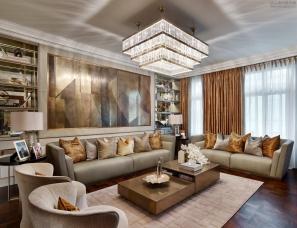 Elicyon设计-- Bayswater Mansion Apartment