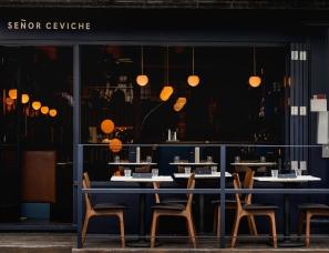 A-nrd Studio设计--利马Señor Ceviche餐厅