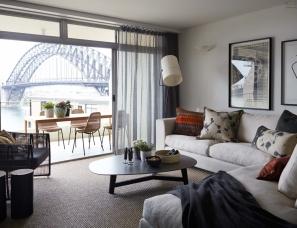 首发   Hare klein设计--kirribilli apartment