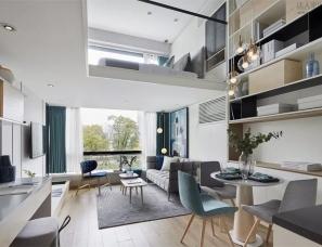 DA GROUP设计--德信 杭州2022 售楼部&公寓样板房