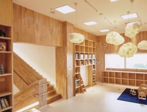 圆道设计--IBOBI(爱波比)国际幼儿园