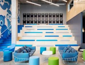 Evoke International Design--DHX媒体大厦