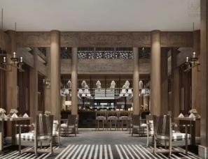 台湾大易国际邱春瑞设计--青岛崂山雨林谷特色精品酒店