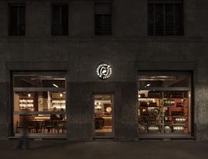 DWA Design Studio--Birrificio Italiano啤酒吧