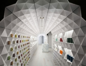 Tacklebox Architecture--曼哈顿Nolita街区国际商店